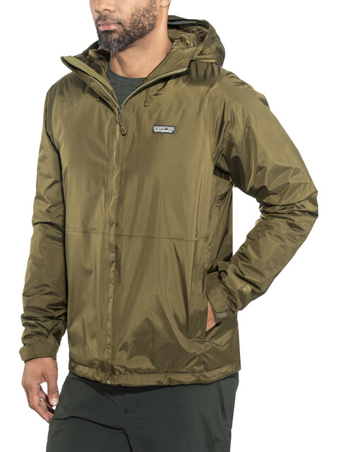 Patagonia M's Insulated Torrentshell Jacket Sediment